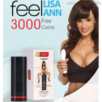 Kiiroo Onyx Feel Lisa Ann